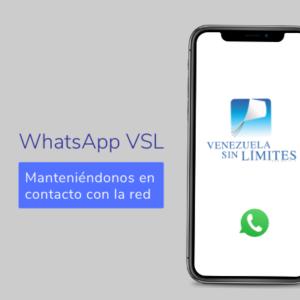 WhatsApp de VSL