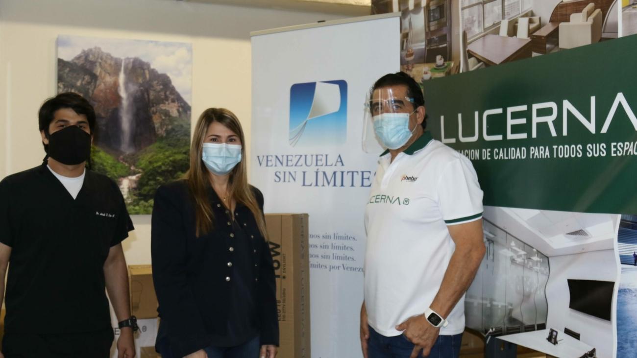 Donación Lucerna